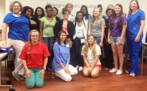 Special thanks to the amazing professionals at MUSC for hosting CCSD students for the Nursing Career Camp this summer!