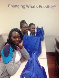 MUSC Nursing Career Camp 2014 2