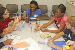 2014 MUSC Nursing Camp