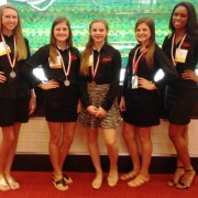 FCCLA conference - Wando July 2014