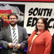 Ed Tech Award - Thomas Hundley