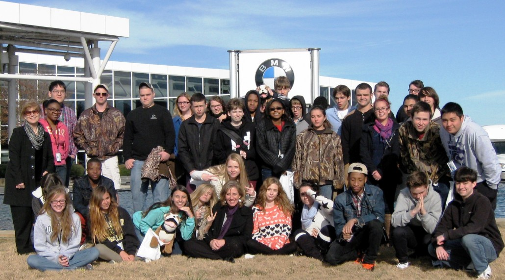 Ccsd Cte West Ashley Hs German And Engineering Students