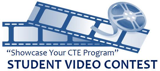 CTE video contest header