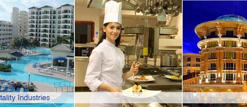 hospitality career image
