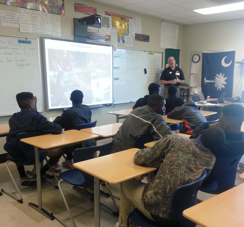 Floyd Middle Magnet School: Baptist Hill Middle High School Hosts