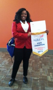 Kwanashia Gaddist 1st Extemporaneous Speaking.