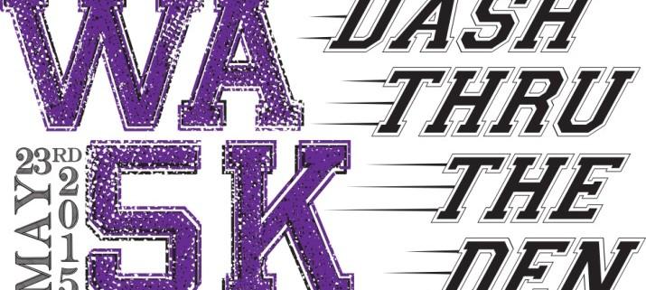 WAHS 5K logo