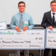 YEScarolina Biz Plan Regionals top 3 winners