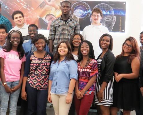 summer interns retreat header