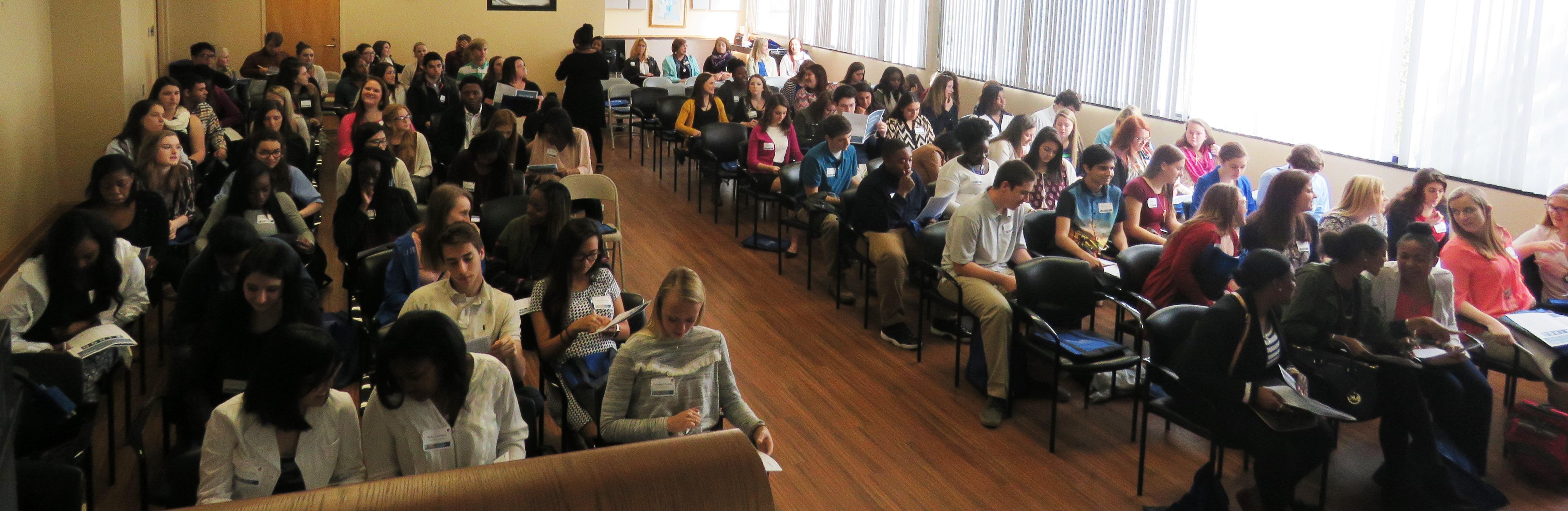 CCSD CTE | MUSC Hosts Campus Visit and Career Fair for