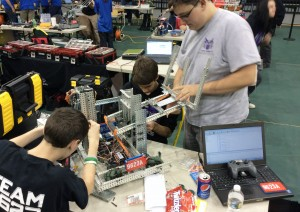 West Ashley High Robotics Team Wins Big at Recent Competitions (01)