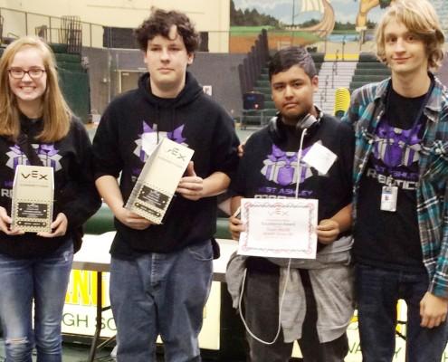 West Ashley High Robotics Team Wins Big at Recent Competitions (02)