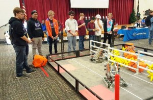West Ashley High Robotics Team Wins Big at Recent Competitions (03)