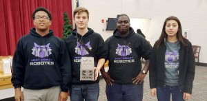 West Ashley High Robotics Team Wins Big at Recent Competitions (04)