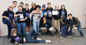 West Ashley High Robotics Team Wins Big at Recent Competitions (05)