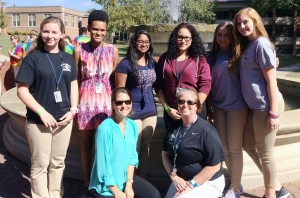 West Ashley High School Club Celebrates HOSA Week (02)