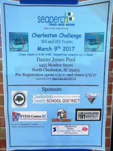 Seaperch Charleston 2017