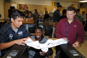 West Ashley High Hosts Wildcats Engineers Week (02)