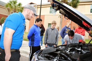 West Ashley High Hosts Wildcats Engineers Week (03)