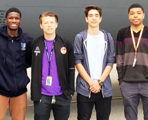 West Ashley High Hosts Wildcats Engineers Week header