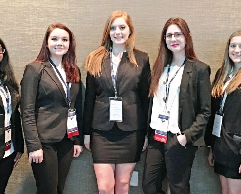West Ashley High Participates in HOSA Leadership Conference header