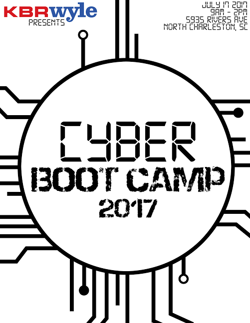 cyber boot camp 2017