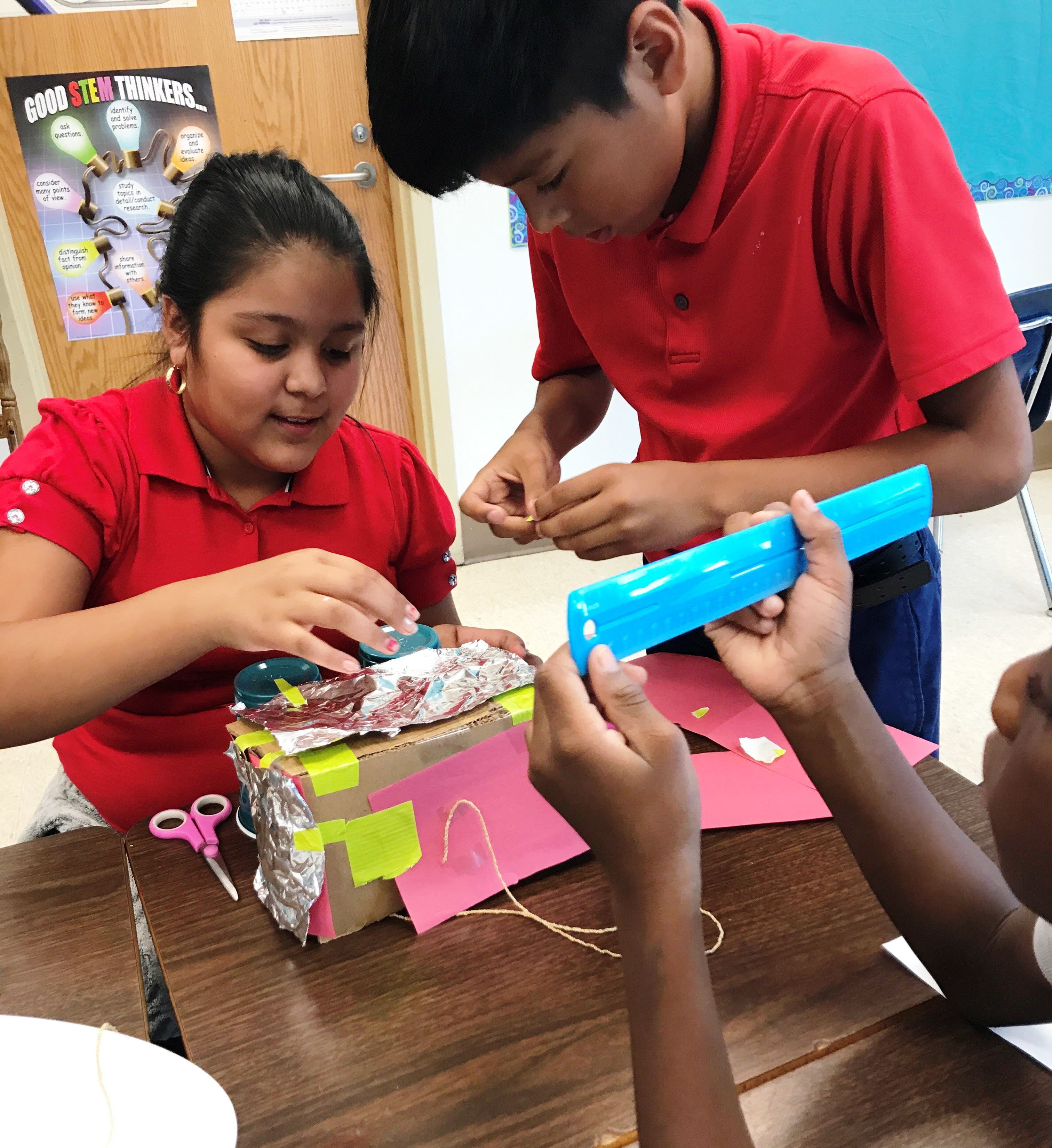 Stem Project Based Learning For Homeschool High School: North Charleston Elementary School Launching