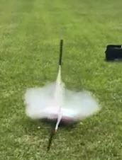 NCHS rocket