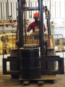 BHMHS Forklift1