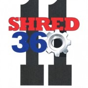Shred360 logo