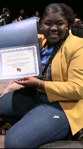 WAHS ECE award